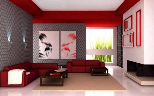 House Paint Design Interior And Exterior Extraordinary 3 Interesting Painting Ideas That Can Do Wonder In Your House . Design Decoration